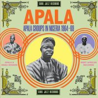 Apala Groups in Nigeria 1964-69 - CD