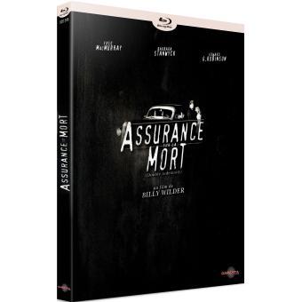 Assurance sur la mort Blu-Ray