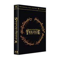 Coffret Trilogie Le Seigneur des Anneaux Version Longue DVD