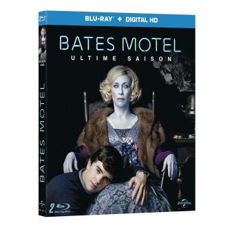 Bates MotelBates Motel Saison 5 Blu-ray