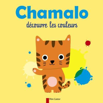 Chamalo - Un livre et une peluche : Chamalo