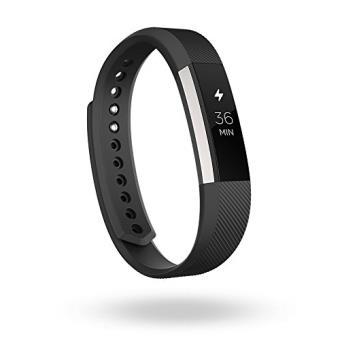 Bracelet connecté Fitbit Alta Large Noir