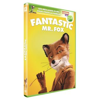 Fantastic Mr. Fox Sélection Gulli DVD