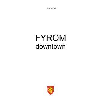 FYROM downtown