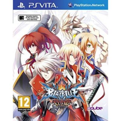 BlazBlue Chronophantasma Extend PS Vita