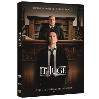 Le Juge DVD