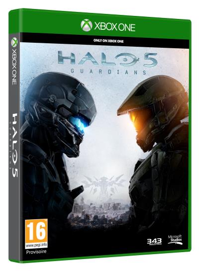Halo 5 Guardians Xbox One - Xbox One