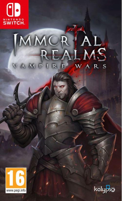 Immortal Realms : Vampire Wars Nintendo Switch