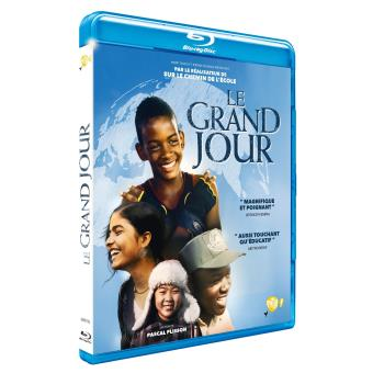 Le grand jour Blu-ray