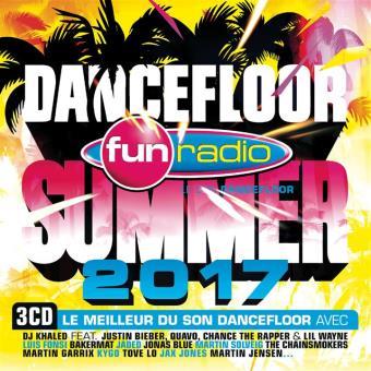 FUN DANCEFLOOR SUMMER 2017/3CD