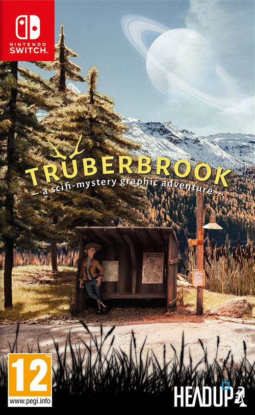 Trüberbrook Nintendo Switch