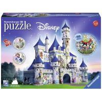 3D puzzel 216 stukjes Disney Castle Ravensburger