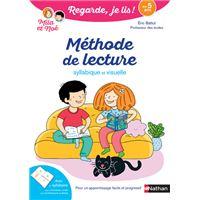 Regarde je lis Méthode de lecture Syllabique et visuelle