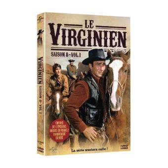 Le VirginienLe Virginien Saison 8 Volume 1 DVD