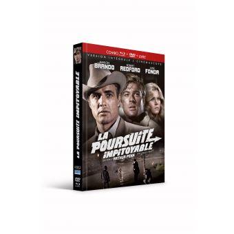 La Poursuite impitoyable Combo Blu-ray DVD