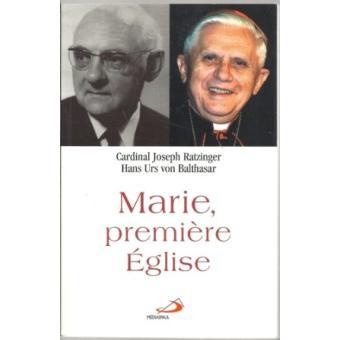 Marie, première Eglise