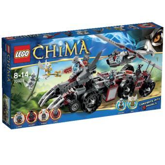 Lego chima 70009 le char de combat loup lego achat prix fnac - Image de lego chima ...