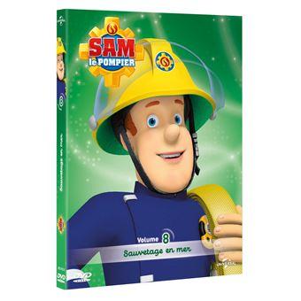 Sam le pompierVolume 8 : Sauvetage en mer - DVD