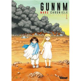 GunnmGunnm Mars Chronicle