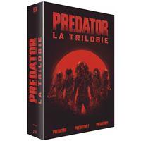 Coffret Predator La Trilogie DVD