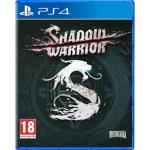 Shadow Warrior PS4