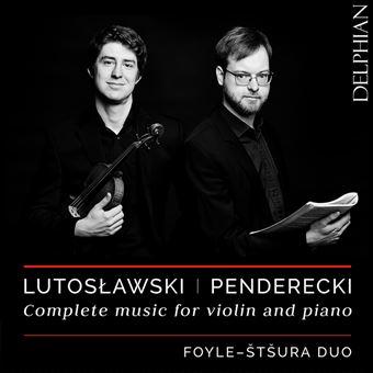 Integrale de la musique pour violon et piano