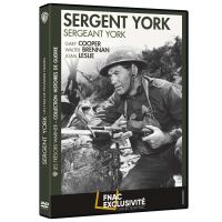 Sergent York Exclusivité Fnac DVD
