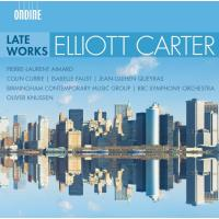 Carter : Late Works