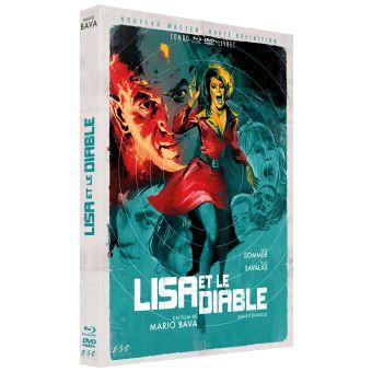 Mario BavaLisa et le Diable Combo Blu-ray DVD