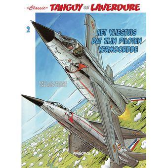 Tanguy&Laverdure Classic SC 2 Het vliegtuig dat zijn piloten