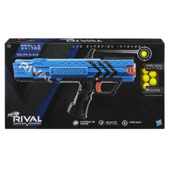 pistolet apollo xv 700 nerf rival bleu autre jeu de plein air achat prix fnac. Black Bedroom Furniture Sets. Home Design Ideas