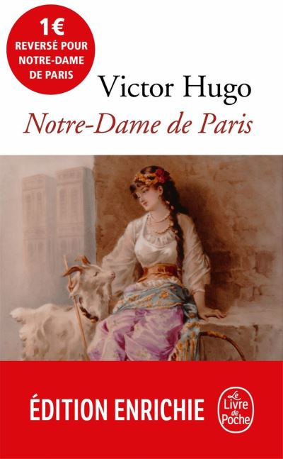 Notre-Dame de Paris - 9782253093893 - 4,49 €
