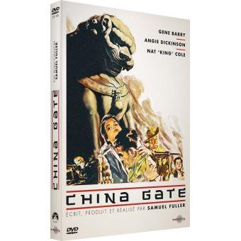 China Gate DVD