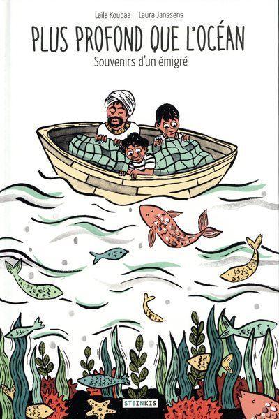 Plus profond que l'océan - Souvenirs d'un émigré
