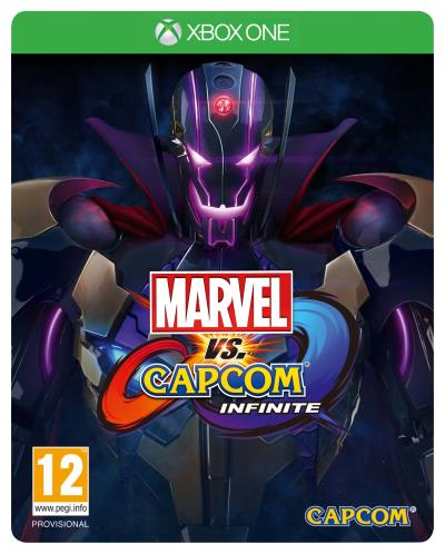 Marvel Vs Capcom Infinite Edition Deluxe Xbox One