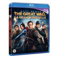 La Grande Muraille (The Great Wall) - Blu-ray - nl/fr