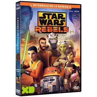 Star Wars RebelsStar Wars Rebels Saison 4 DVD