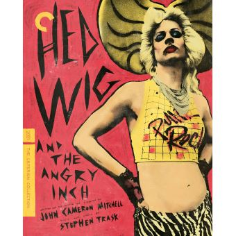 Hedwig and the Angry Inch Blu-ray
