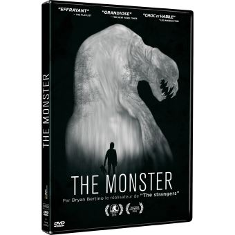 The Monster DVD