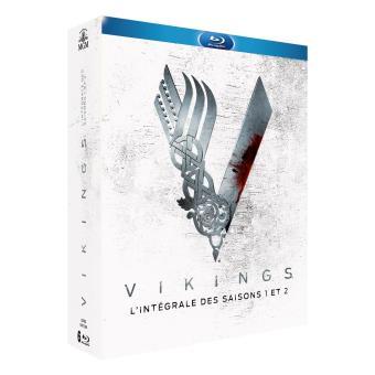 VikingsVikings Saison 1 et 2 Coffret Blu-ray