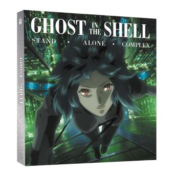 Ghost in the ShellGHOST IN THE SHELL: STAND ALONE COMPLEX S1-2-FR-12BLURAY