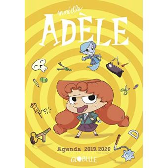 Mortelle AdèleL'Agenda