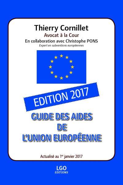Guide des aides de l'Union européenne
