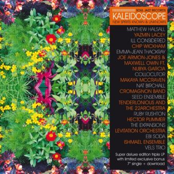 Kaleidoscope, New Spirits Known And Unknown - Vinilo