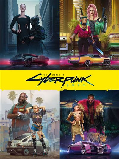 The World of Cyberpunk 2077 - 9781506713830 - 22,88 €