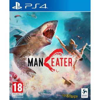 Maneater Day One Edition FR/NL PS4