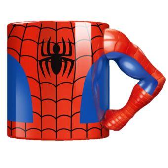 Arm Mug Spider-Man