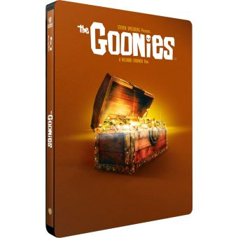 Goonies/steelbook iconic edition limitee