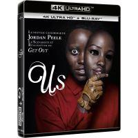 Us Blu-ray 4K Ultra HD
