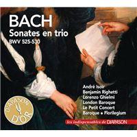 Sonates en trio Bwv 525-530